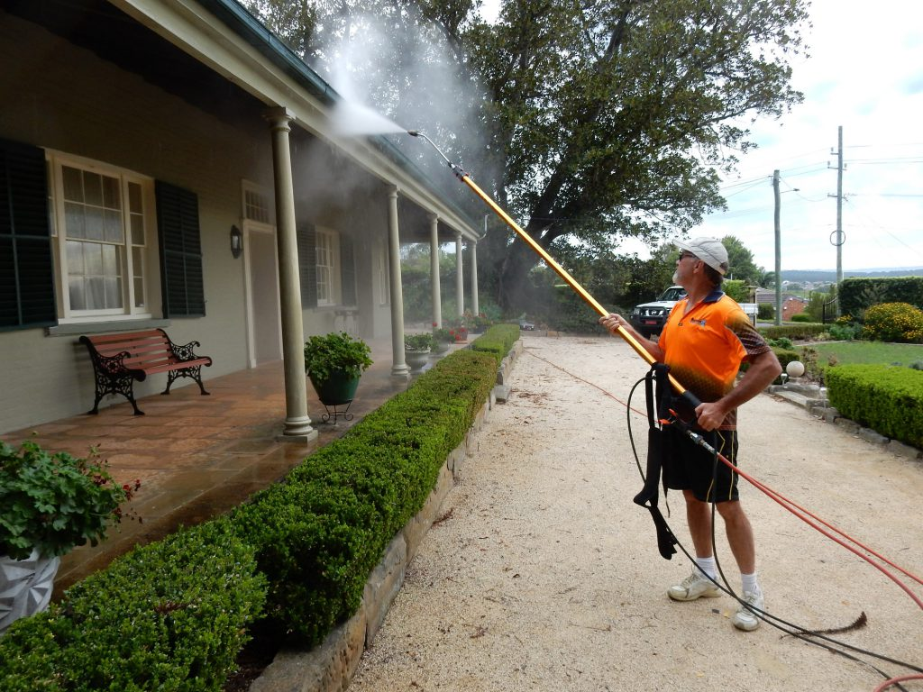 House Washing Newcastle Exterior Home Cleaning Services