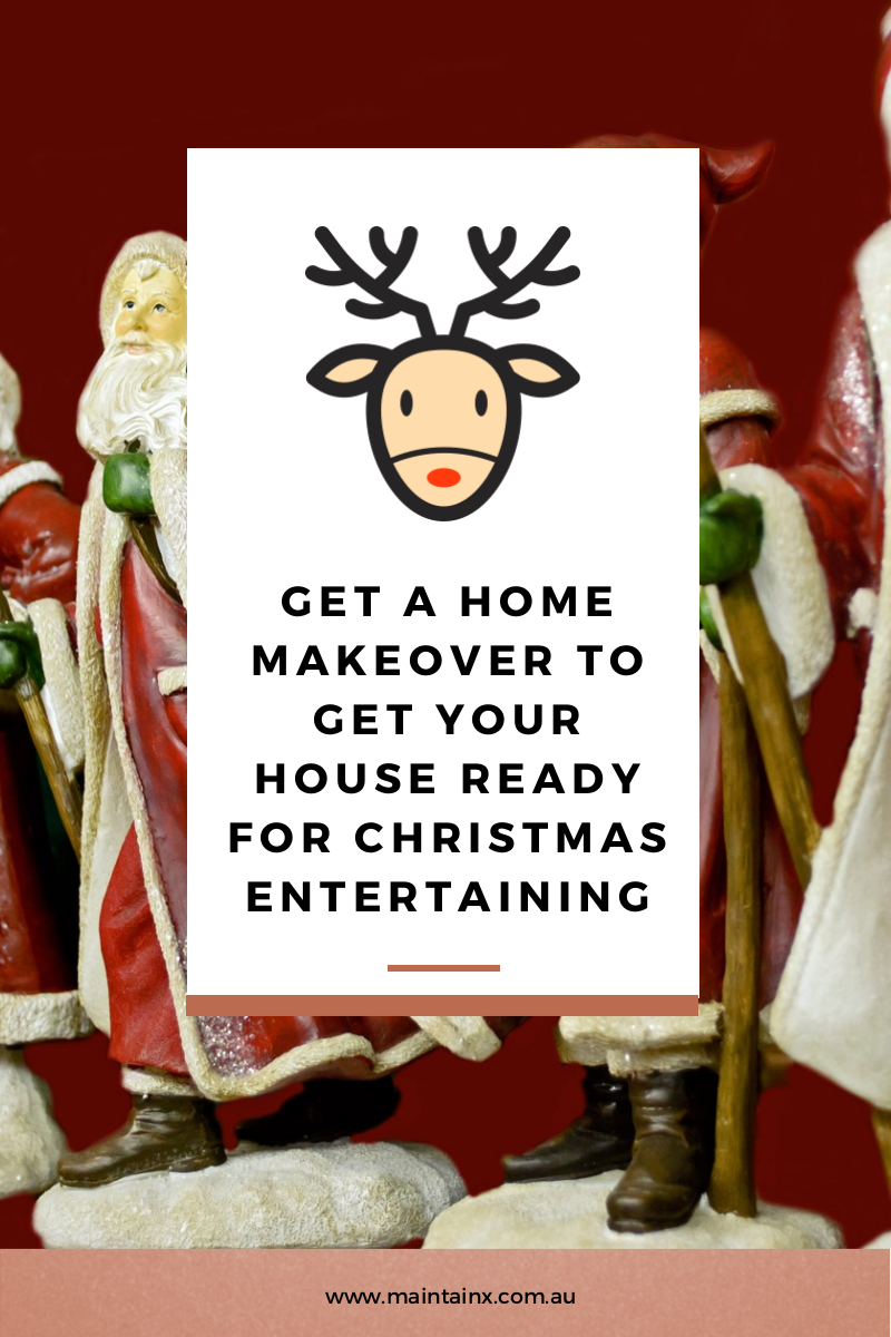 Get A Home Makeover To Get Your House Ready For Christmas