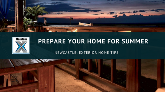 How to Prepare your Home's Exterior for Summer